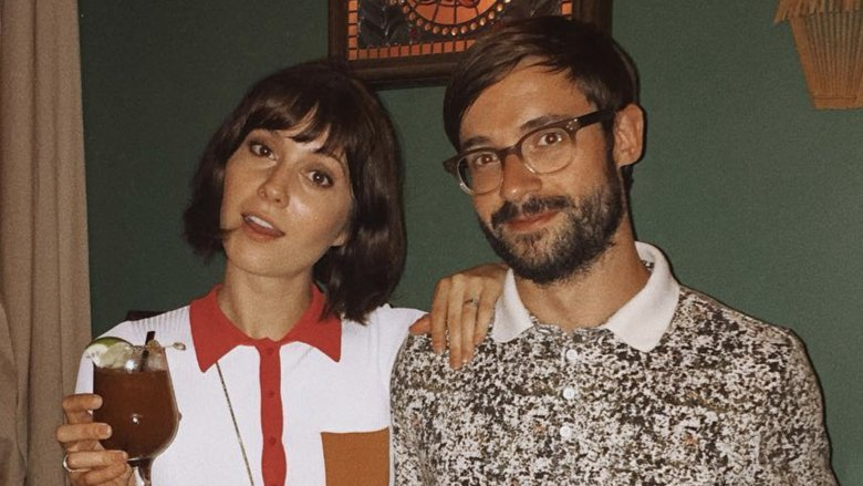 Mary Elizabeth Winstead and Riley Stearns