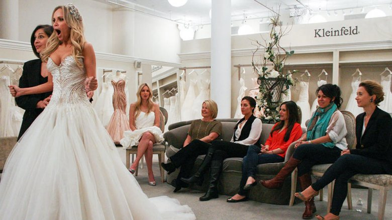 Reasons why Say Yes to the Dress is totally fake