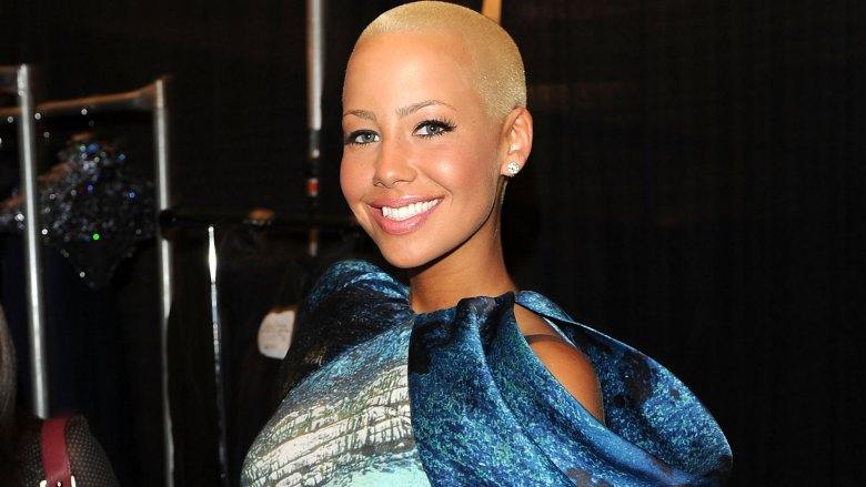 What Amber Rose was like before the fame