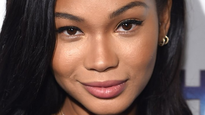 Chanel Iman is anticipating her first toddler
