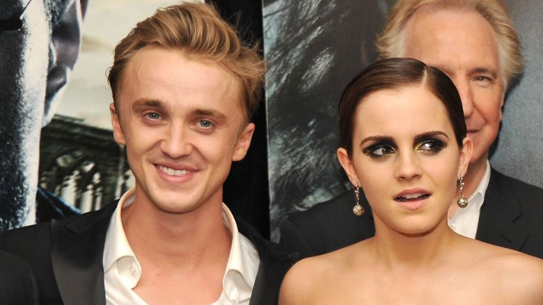 Are Tom Felton and Emma Watson in a relationship?