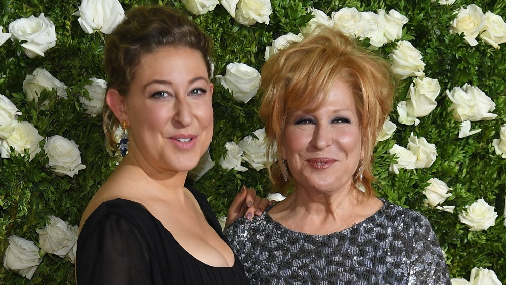 Bette Midler's daughter looks exactly like the legend