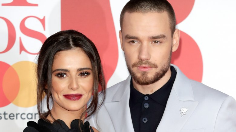 Cheryl Cole and Liam Payne