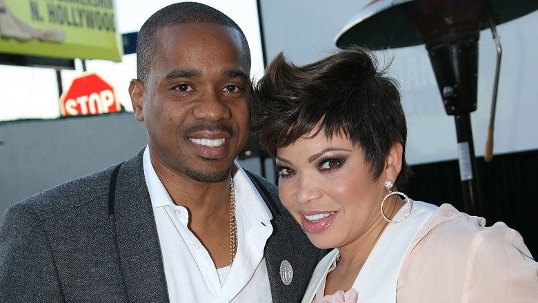 Duane Martin and Tisha Campbell-Martin