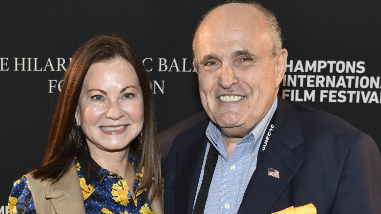 Rudy and Judith Giuliani