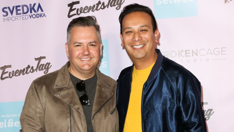 Ross Mathews Salvador Camarena