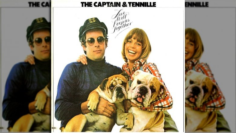 The Captain and Tennille album cover