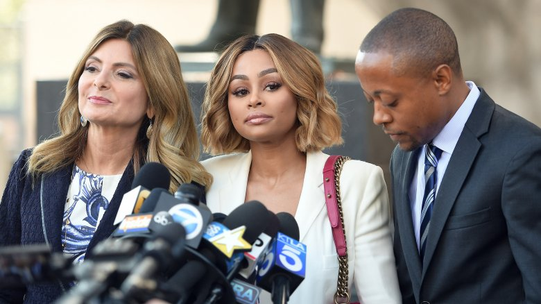 Lisa Bloom Blac Chyna