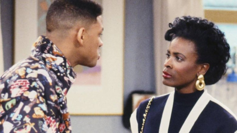 Will Smith, Janet Hubert in The Fresh Prince of Bel-Air