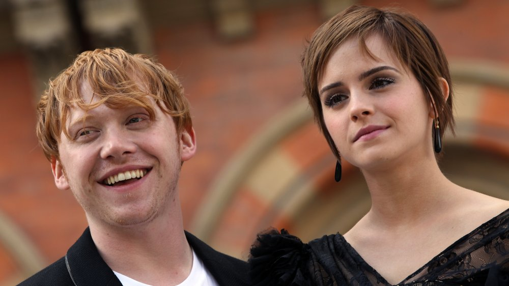 Did Emma Watson and Rupert Grint stay close after Harry Potter?