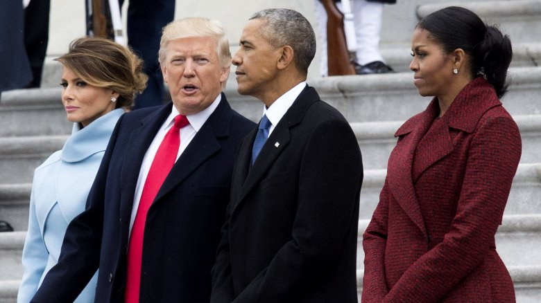 The Trumps and The Obamas