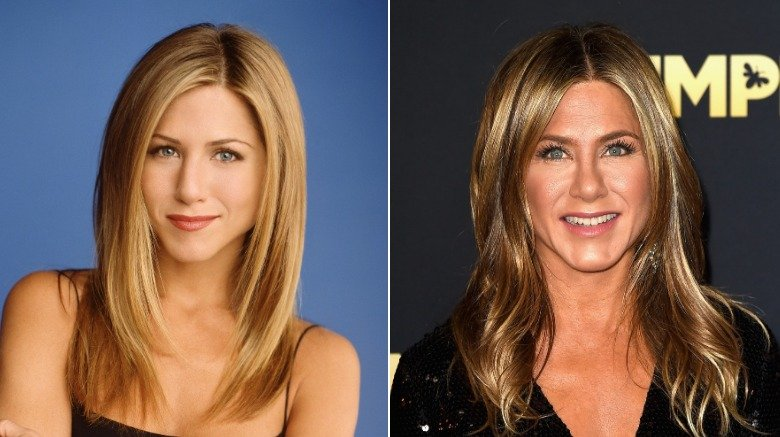 Rachel Green, Jennifer Aniston