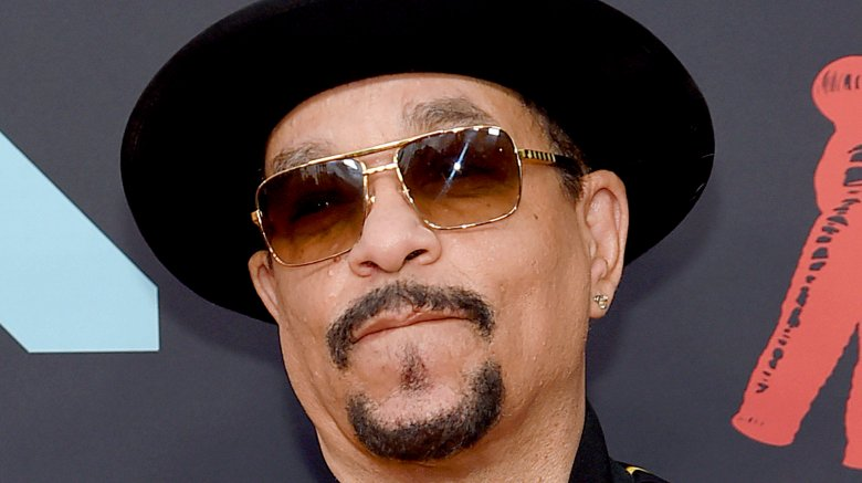 Ice-T claps back at wife's haters over a controversial photo