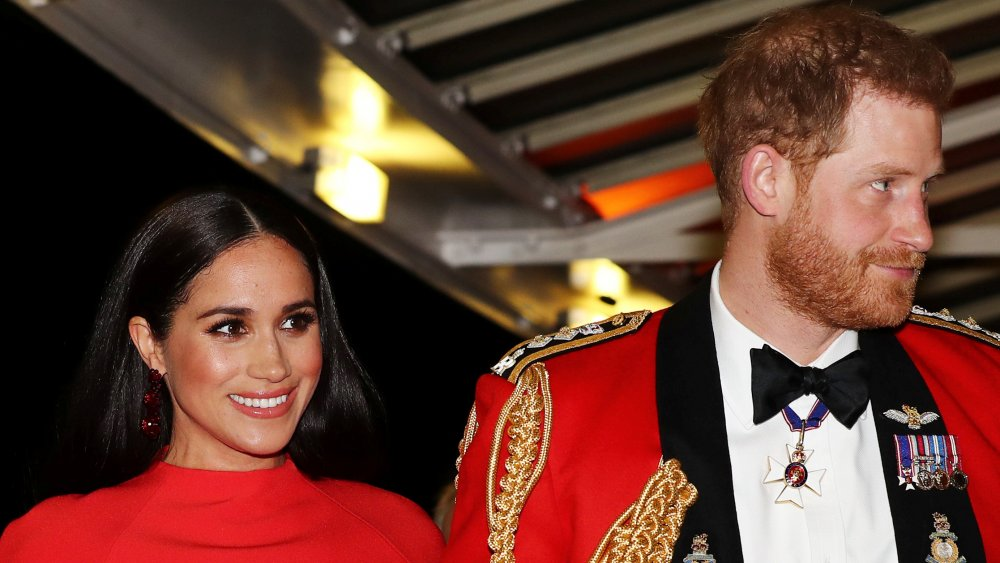 Inside Prince Harry and Meghan Markle's new life