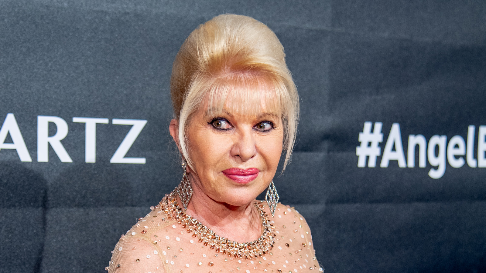 Ivana Trump's Transformation Is Turning Heads