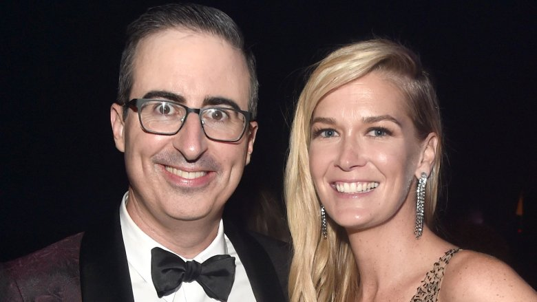 John Oliver, Wife Kate Norley Secretly Welcomed Baby No. 2 Months Ago