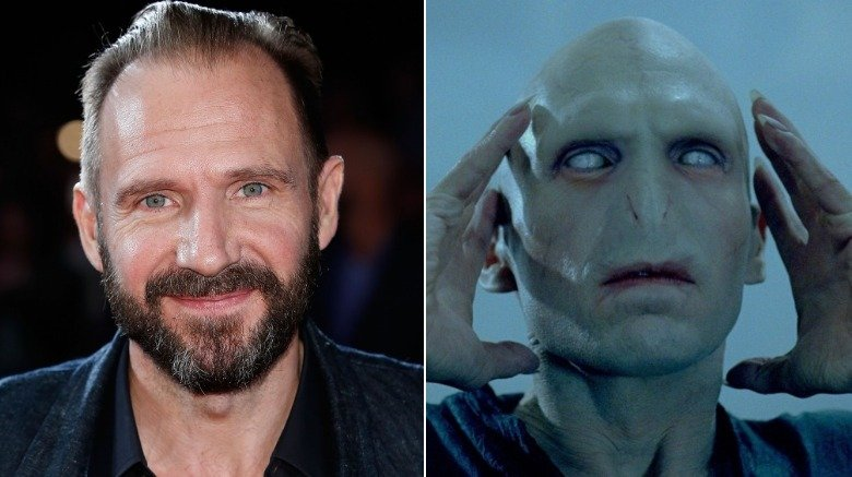 Ralph Fiennes in The Goblet of Fire