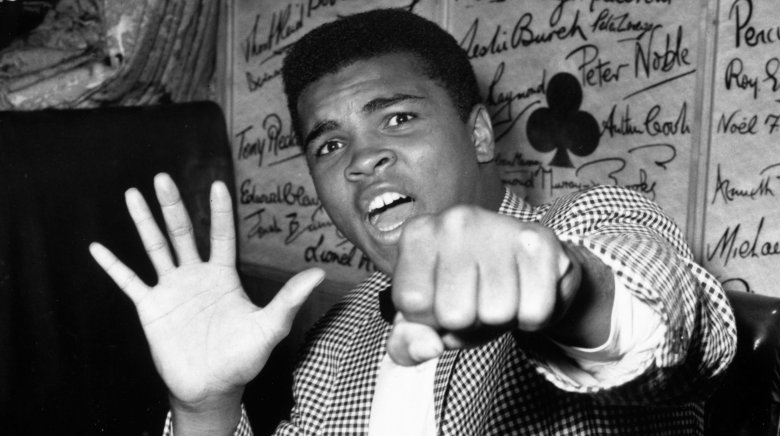 Image result for Muhammad Ali's Grandson Grew Up To Be Gorgeous