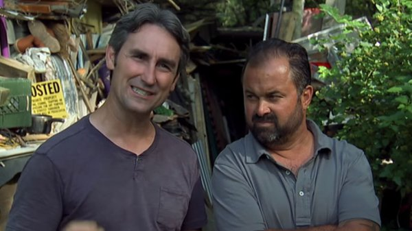 Reasons American Pickers is totally fake