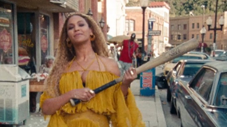 """Beyonce in """"Hold Up"""""""