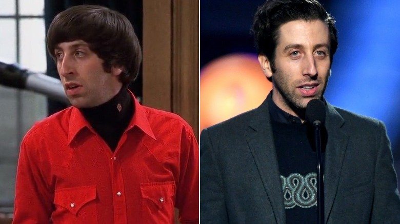 Howard Wolowitz, Simon Helberg