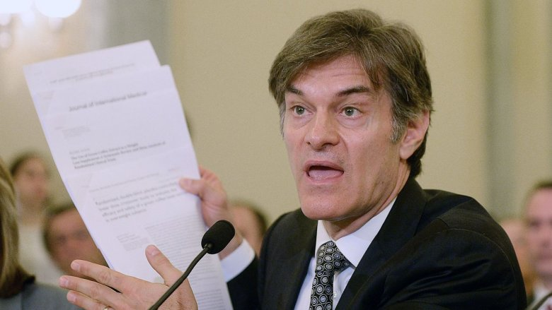 After Accusations Of Misleading His Audience About Various Weight Loss  Products, Dr. Oz Was Summoned To Face A Senate Subcommittee In 2014.