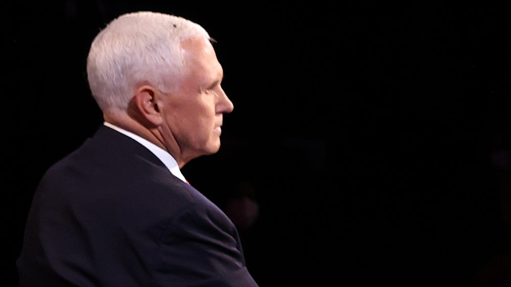 The Funniest Tweets About The Fly In Pence S Hair During The Vp Debate Wsbuzz Com