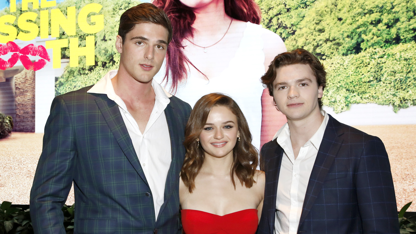 The Real Life Partners Of The Kissing Booth Cast