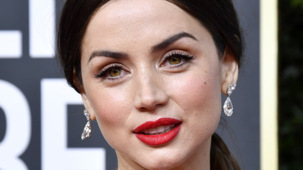 The Real Reason Ana De Armas Chopped Off All Her Hair