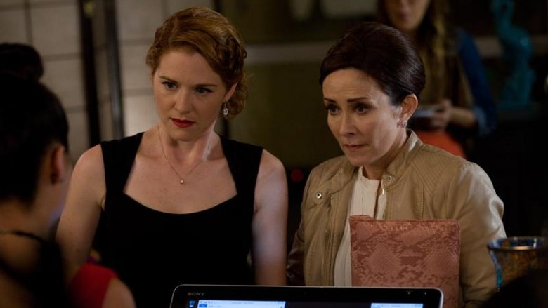 Sarah Drew, Patricia Heaton in Moms' Night Out