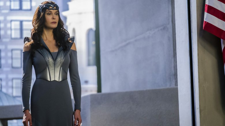 Teri Hatcher in Supergirl