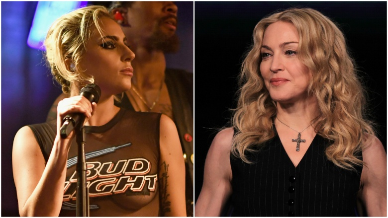Why Lady Gaga and Madonna hate each other