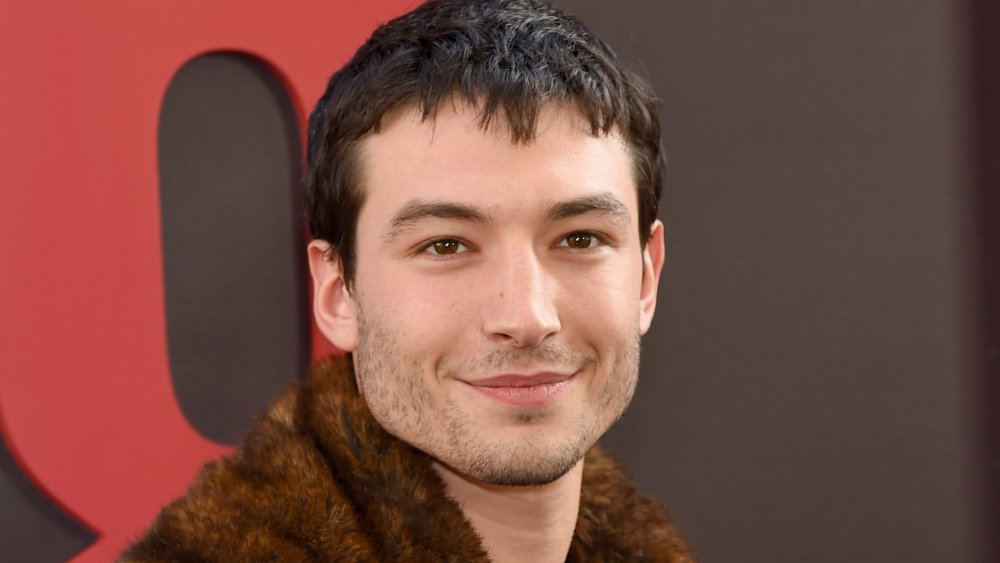The shady side of Ezra Miller
