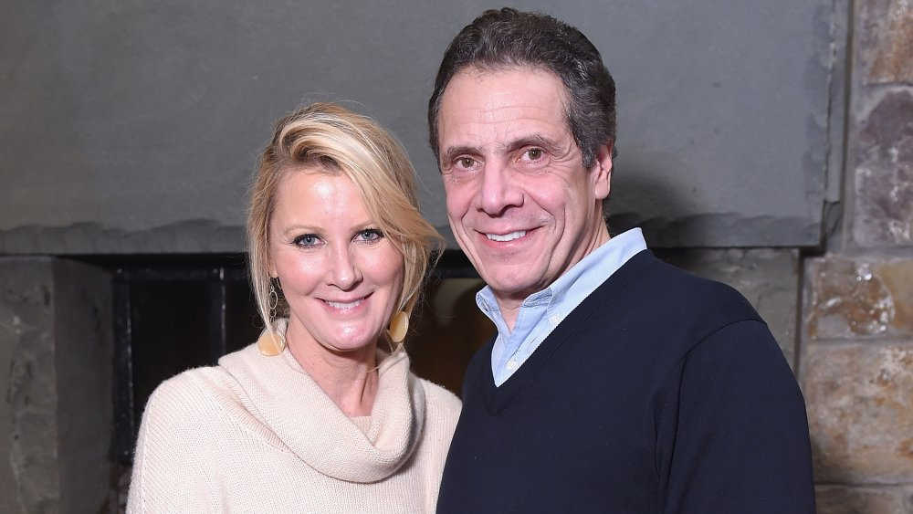 The Truth About Andrew Cuomo And Sandra Lee's Relationship