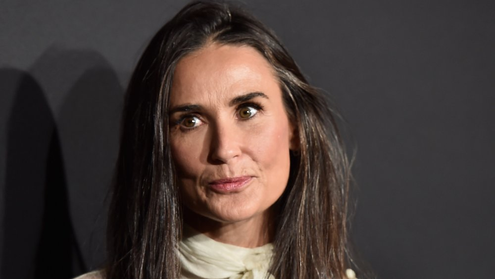 The truth about Demi Moore's real life Ghost experience