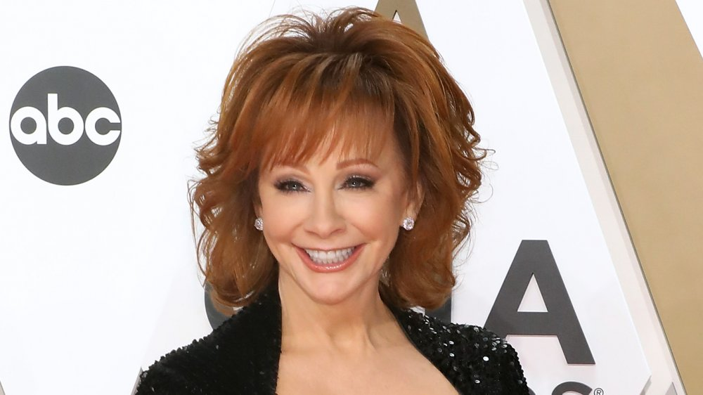 The truth about Reba McEntire's famous new boyfriend