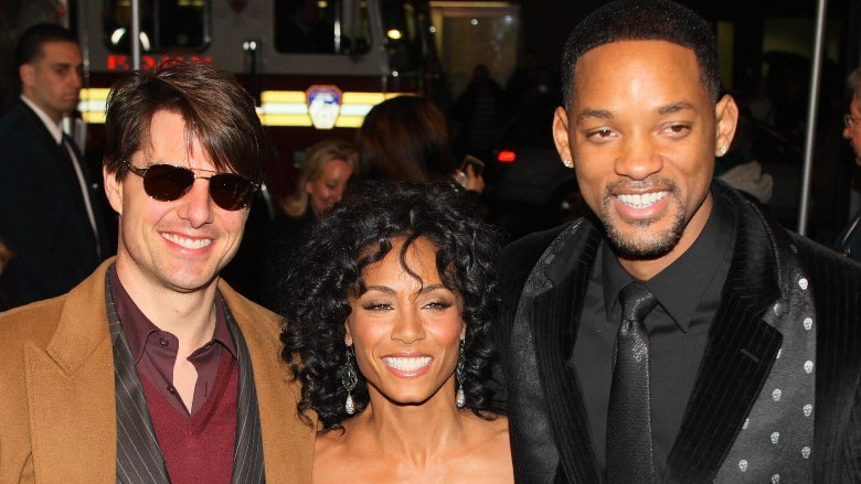 Tom Cruise, Jada Pinkett Smith, Will Smith