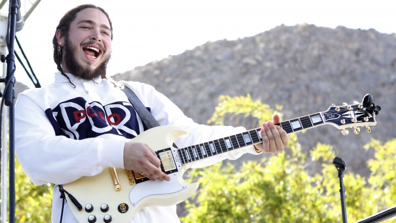 the untold truth of post malone. Black Bedroom Furniture Sets. Home Design Ideas