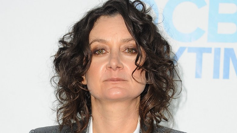 Sara Gilbert the talk