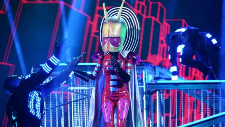 Alien from The Masked Singer