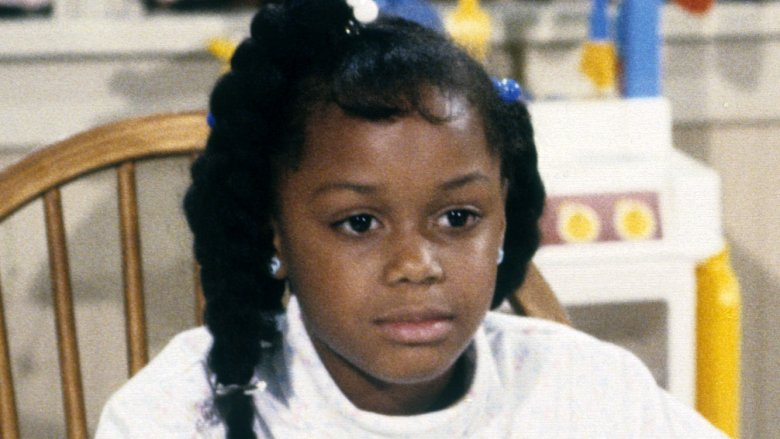 Judy Winslow from Family Matters