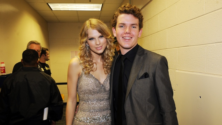 Things you don't know about Taylor Swift's brother