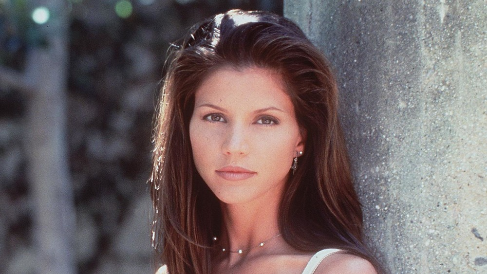 This is what Charisma Carpenter from Buffy the Vampire Slayer looks like today