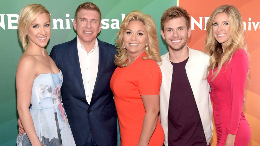 Weird things everyone ignores about Todd Chrisley's family