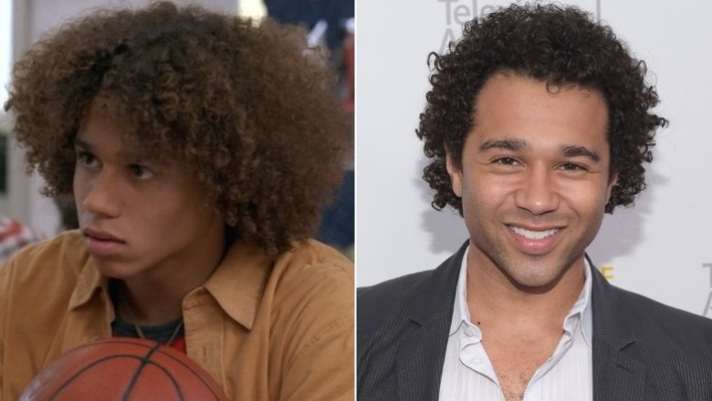 Chad Danforth in High School Musical, Corbin Bleu