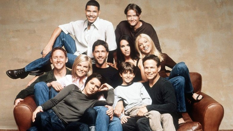 What the cast of Party of Five looks like now