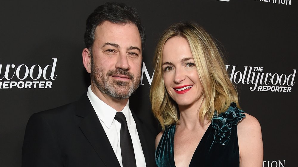 What you don't know about Jimmy Kimmel's wife Molly McNearney