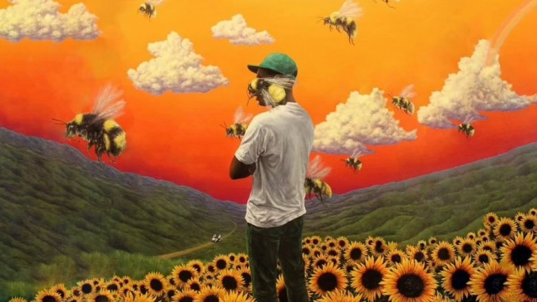 Flower Boy cover
