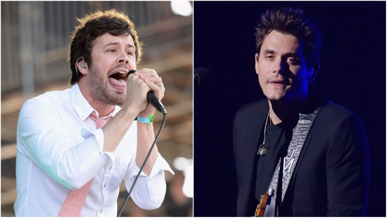 Michael Angelakos, John Mayer