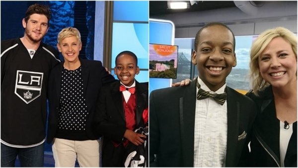 Where are the kids that Ellen DeGeneres made famous now?